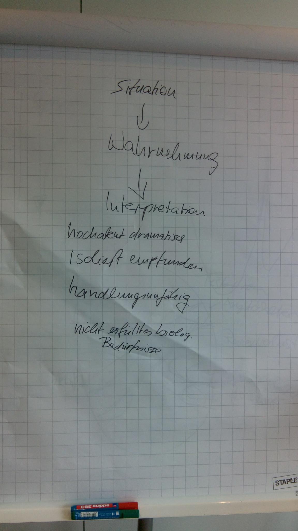 Bild 3 aus Keine Angst vorm Trauma vom 8. Hamburger Mentoringtag