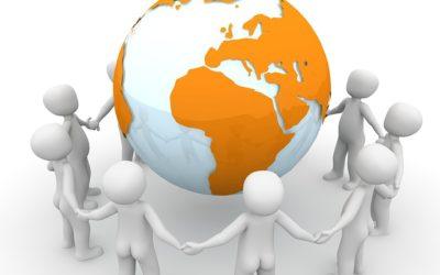 Engagement verbinden für eine gesunde Gesellschaft