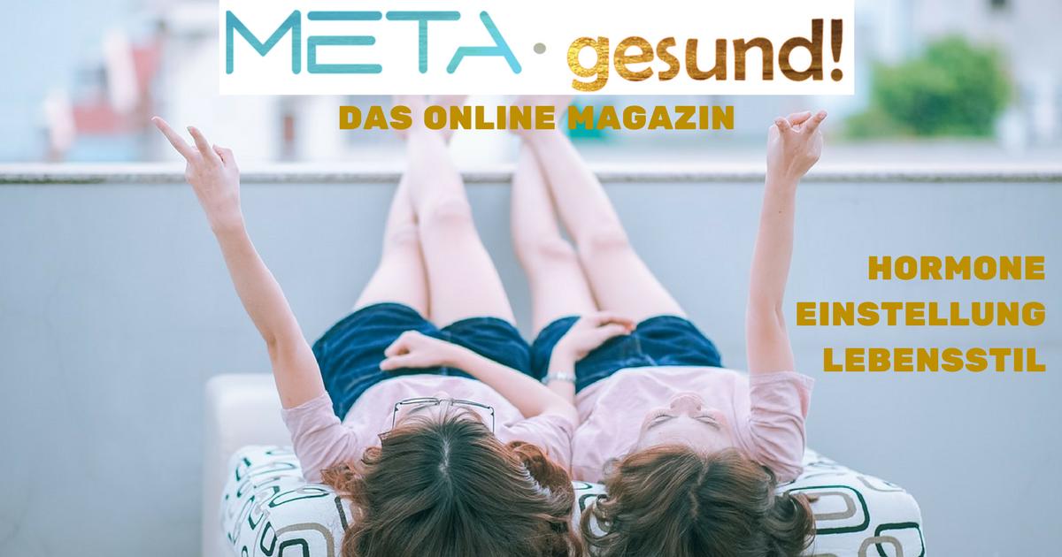 Meta gesund - Online-Magazin