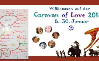 Caravan of Love 2018