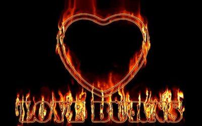Unsere Liebe kann erheben oder zerstören